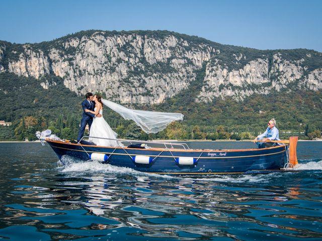 Il matrimonio di Fabio e Mara a Garda, Verona 41