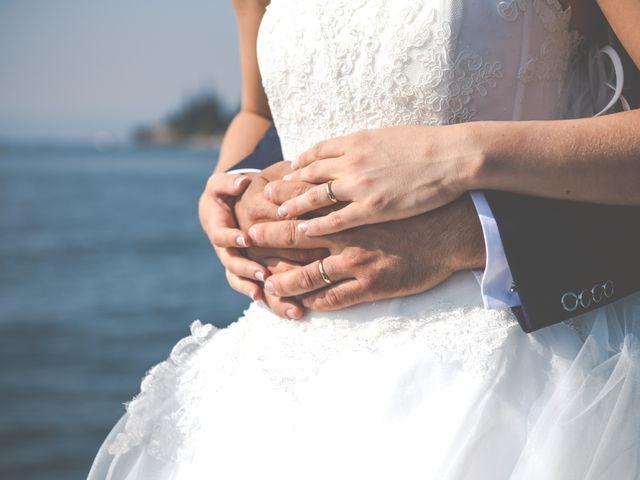 Il matrimonio di Fabio e Mara a Garda, Verona 42