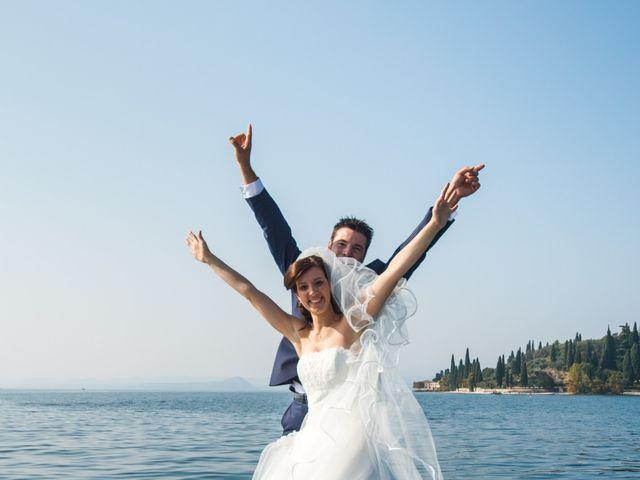 Il matrimonio di Fabio e Mara a Garda, Verona 43