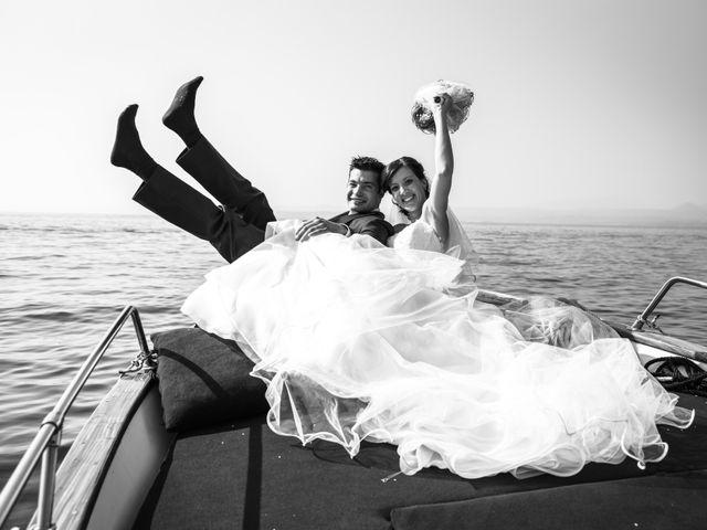 Il matrimonio di Fabio e Mara a Garda, Verona 45