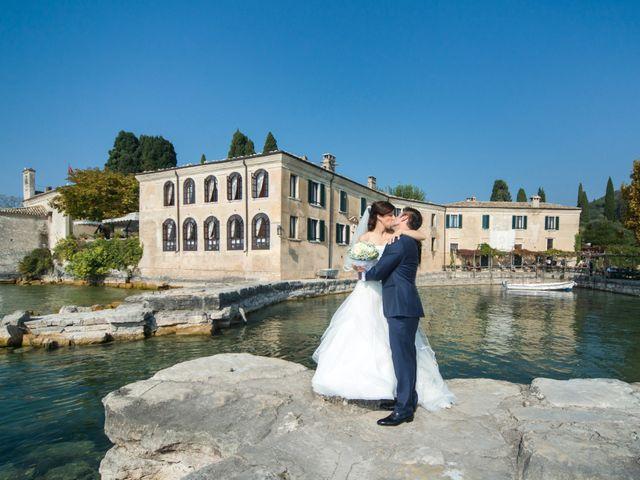 Il matrimonio di Fabio e Mara a Garda, Verona 46