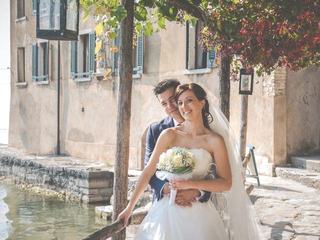 Il matrimonio di Fabio e Mara a Garda, Verona 47