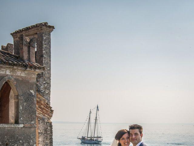 Il matrimonio di Fabio e Mara a Garda, Verona 1