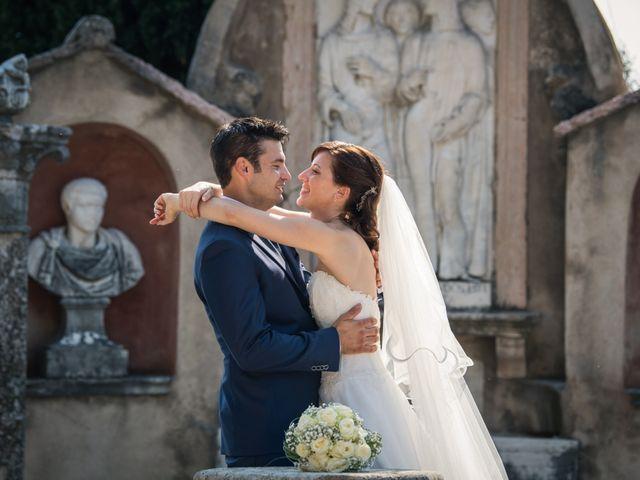 Il matrimonio di Fabio e Mara a Garda, Verona 52