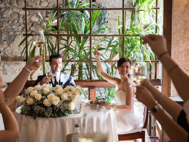 Il matrimonio di Fabio e Mara a Garda, Verona 53