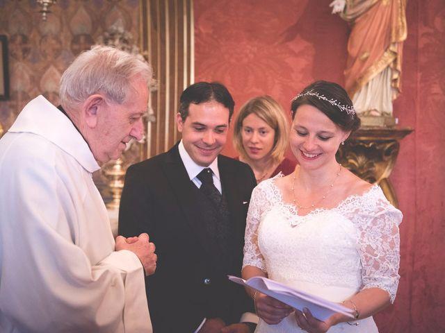 Il matrimonio di Allister e Florence a Compiano, Parma 25