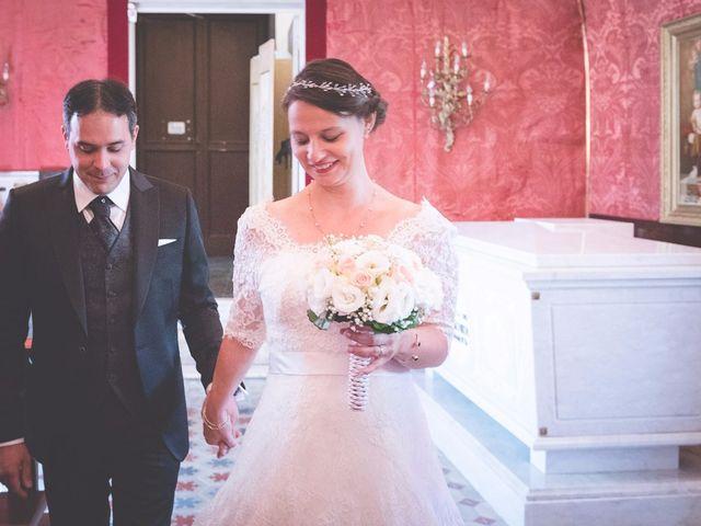 Il matrimonio di Allister e Florence a Compiano, Parma 29