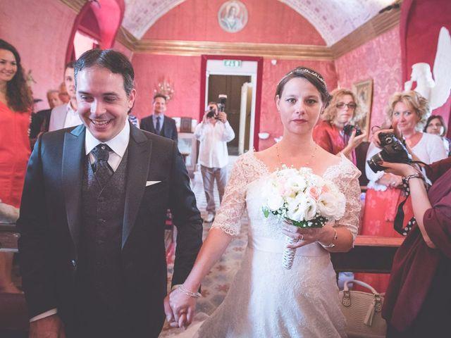 Il matrimonio di Allister e Florence a Compiano, Parma 30