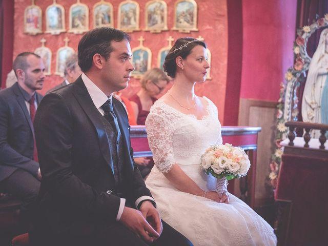 Il matrimonio di Allister e Florence a Compiano, Parma 32