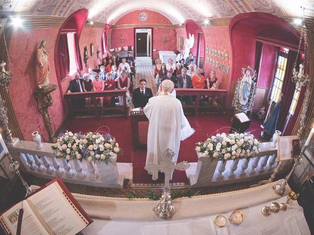 Il matrimonio di Allister e Florence a Compiano, Parma 33