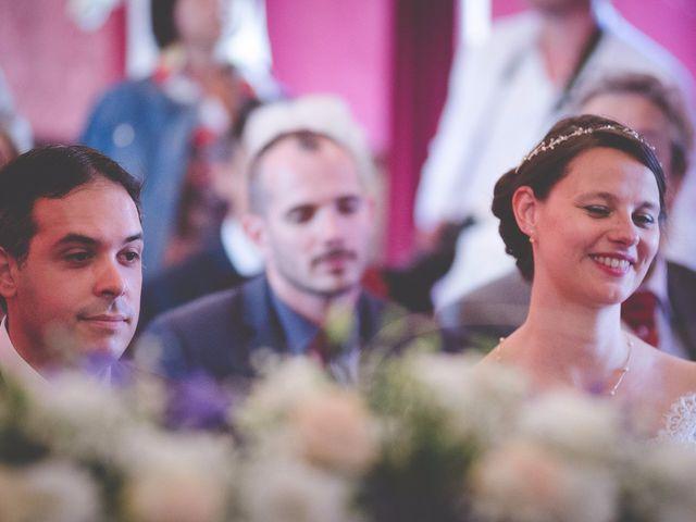 Il matrimonio di Allister e Florence a Compiano, Parma 34