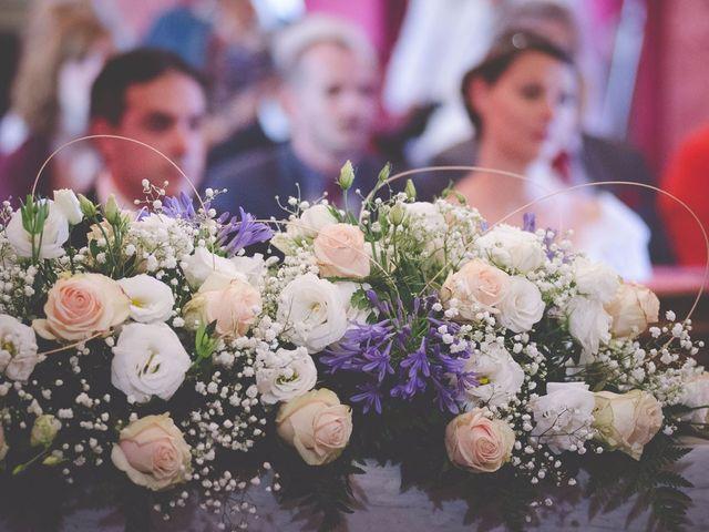 Il matrimonio di Allister e Florence a Compiano, Parma 35