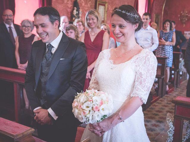 Il matrimonio di Allister e Florence a Compiano, Parma 36