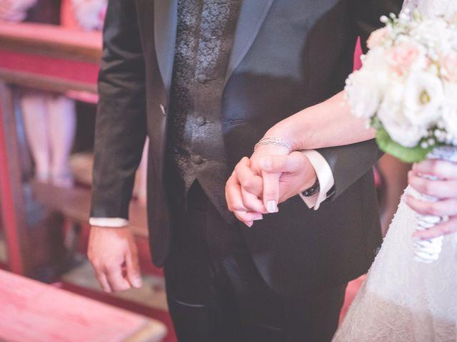 Il matrimonio di Allister e Florence a Compiano, Parma 37