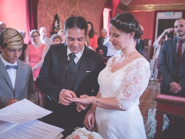 Il matrimonio di Allister e Florence a Compiano, Parma 39