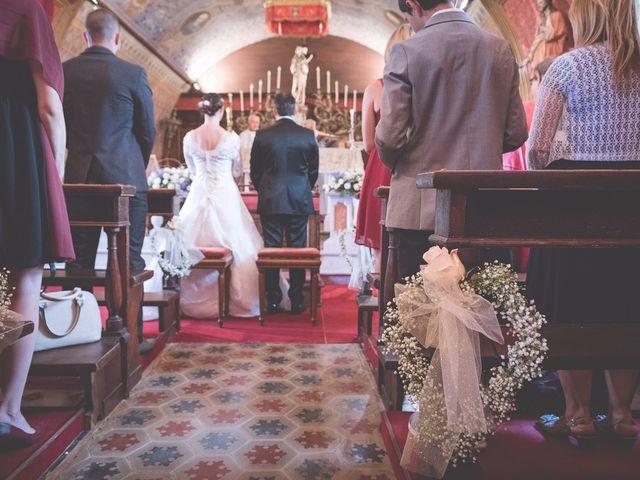 Il matrimonio di Allister e Florence a Compiano, Parma 43