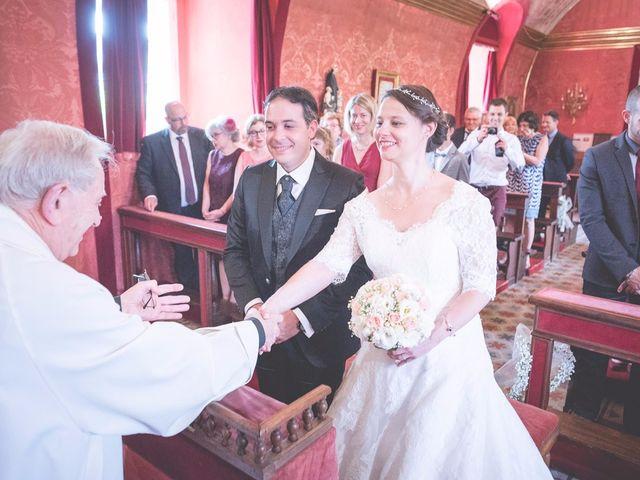 Il matrimonio di Allister e Florence a Compiano, Parma 44