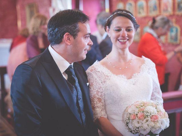 Il matrimonio di Allister e Florence a Compiano, Parma 45