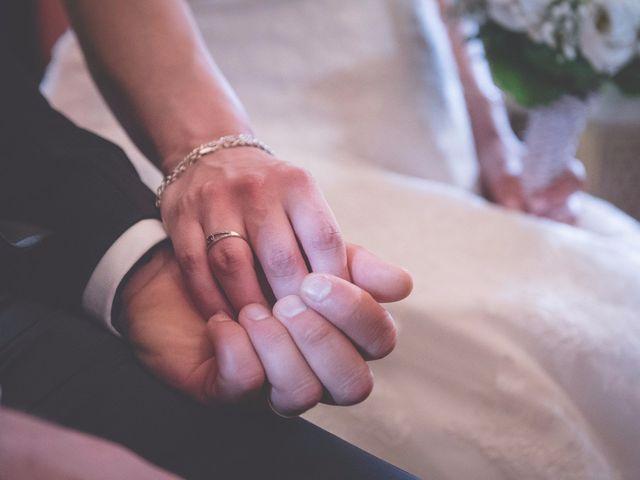Il matrimonio di Allister e Florence a Compiano, Parma 48