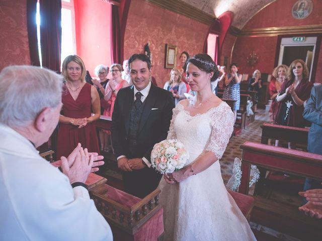 Il matrimonio di Allister e Florence a Compiano, Parma 49