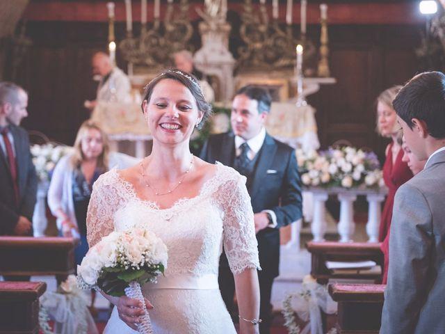 Il matrimonio di Allister e Florence a Compiano, Parma 2