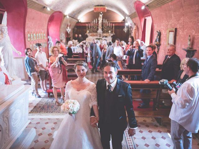 Il matrimonio di Allister e Florence a Compiano, Parma 50