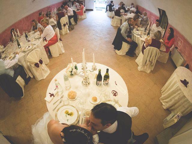 Il matrimonio di Allister e Florence a Compiano, Parma 57