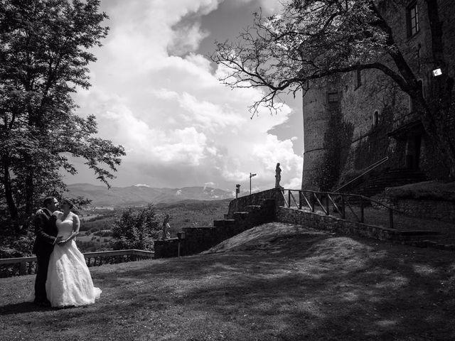 Il matrimonio di Allister e Florence a Compiano, Parma 61