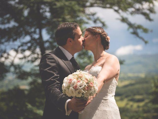 Il matrimonio di Allister e Florence a Compiano, Parma 63