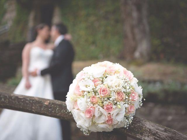 Il matrimonio di Allister e Florence a Compiano, Parma 64