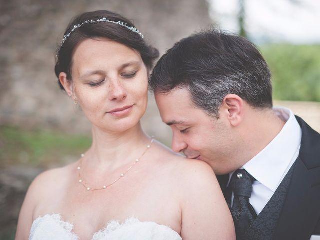 Il matrimonio di Allister e Florence a Compiano, Parma 65