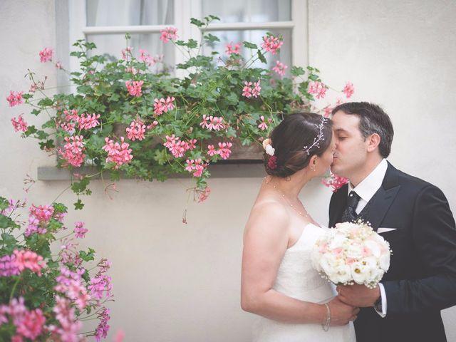 Il matrimonio di Allister e Florence a Compiano, Parma 66