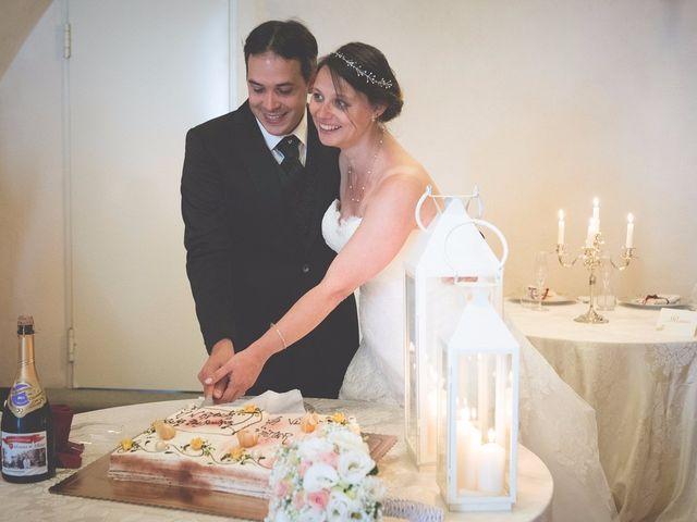 Il matrimonio di Allister e Florence a Compiano, Parma 68
