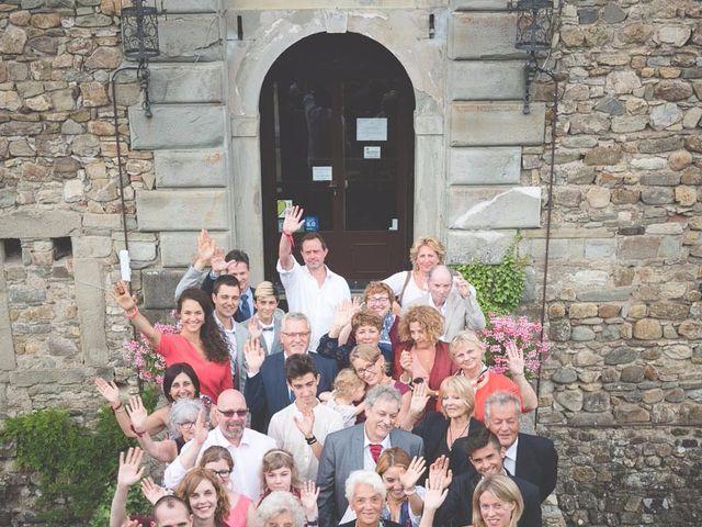 Il matrimonio di Allister e Florence a Compiano, Parma 71