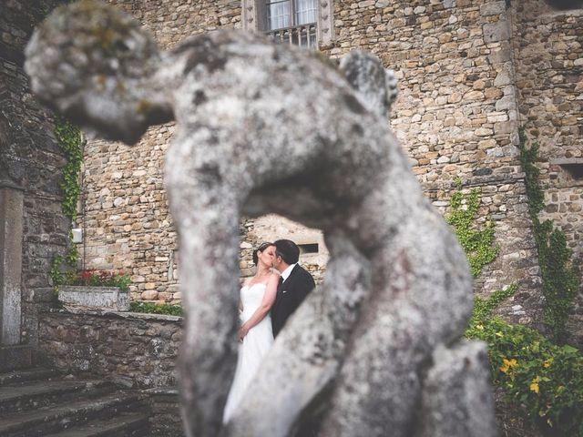Il matrimonio di Allister e Florence a Compiano, Parma 72