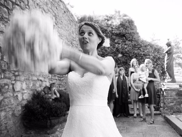 Il matrimonio di Allister e Florence a Compiano, Parma 75