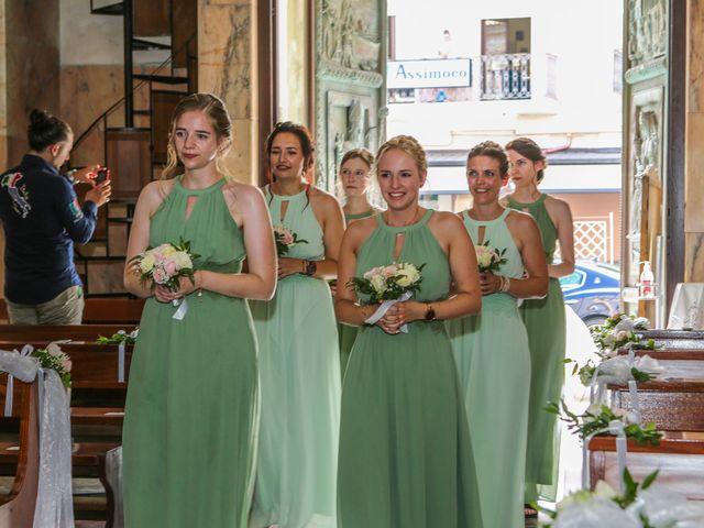 Il matrimonio di Mark e Giusy a Cirò Marina, Crotone 8