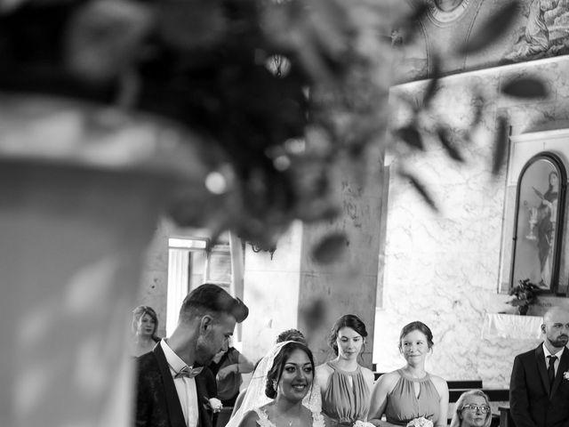 Il matrimonio di Mark e Giusy a Cirò Marina, Crotone 9