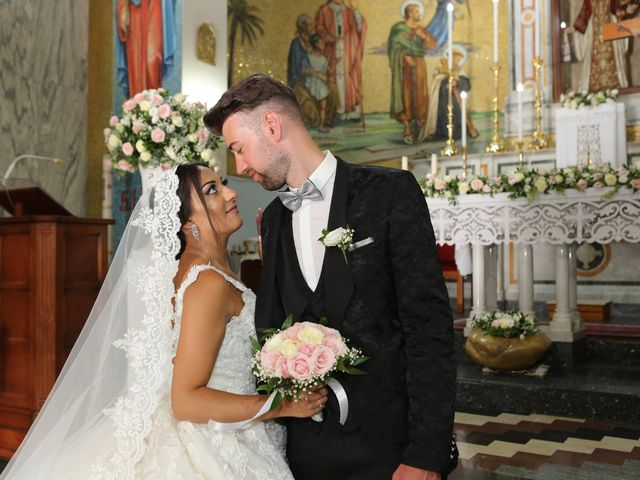 Il matrimonio di Mark e Giusy a Cirò Marina, Crotone 10