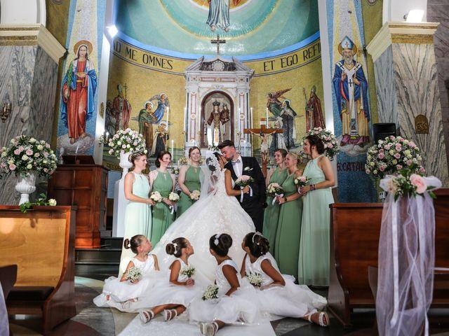 Il matrimonio di Mark e Giusy a Cirò Marina, Crotone 11