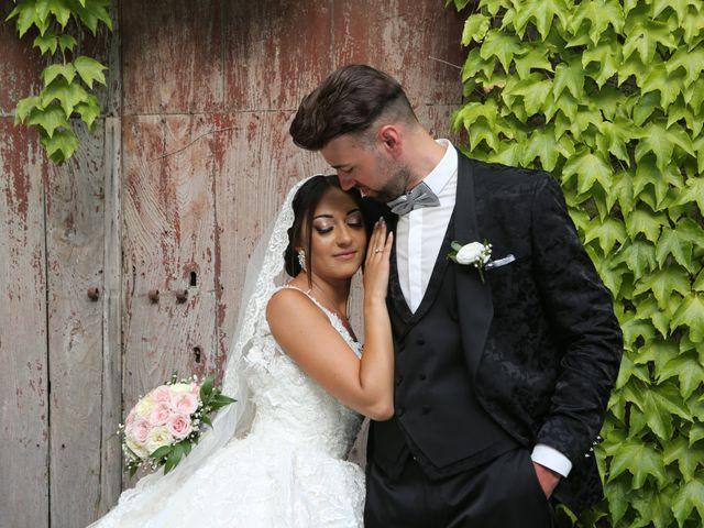 Il matrimonio di Mark e Giusy a Cirò Marina, Crotone 14