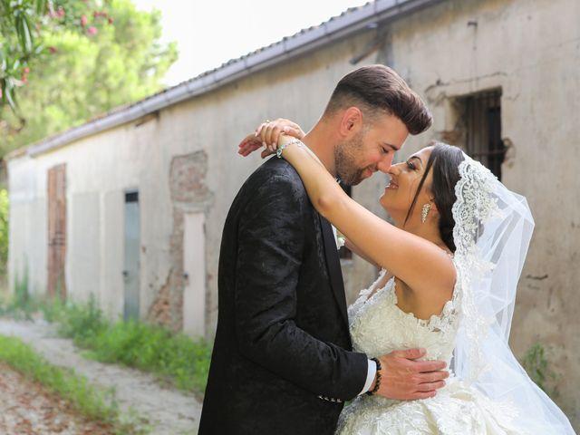 Il matrimonio di Mark e Giusy a Cirò Marina, Crotone 17