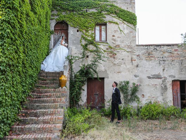 Il matrimonio di Mark e Giusy a Cirò Marina, Crotone 1