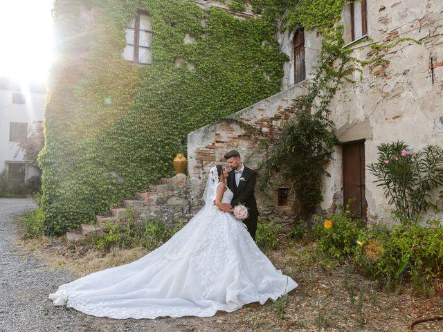 Il matrimonio di Mark e Giusy a Cirò Marina, Crotone 19