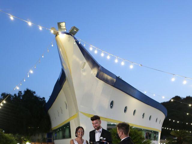 Il matrimonio di Mark e Giusy a Cirò Marina, Crotone 29