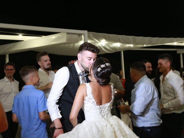 Il matrimonio di Mark e Giusy a Cirò Marina, Crotone 34