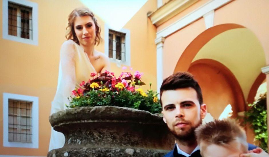 Il matrimonio di Federico e Tamara a Sustinente, Mantova