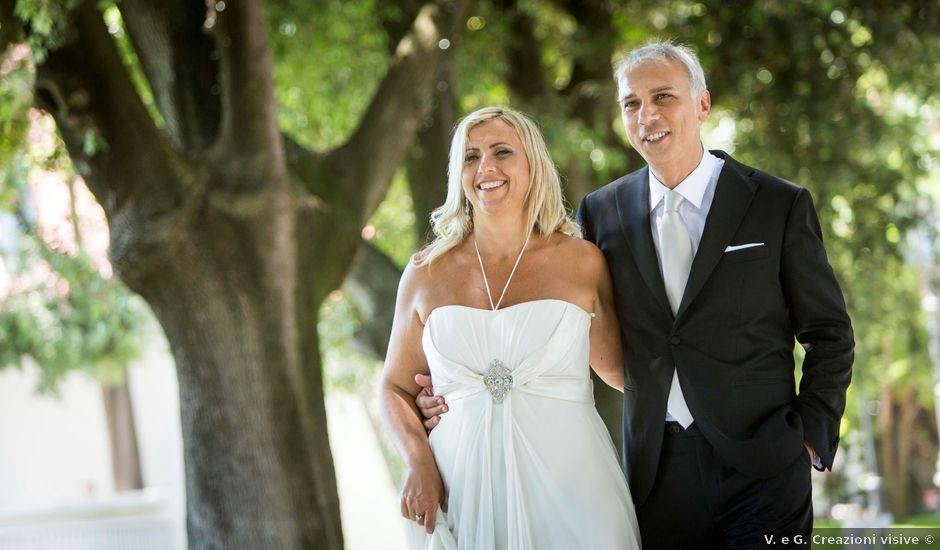 Il matrimonio di Piero e Valeria a Bisceglie, Bari