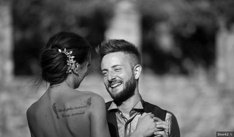 Il matrimonio di Daniele e Georgiana a Aosta, Aosta