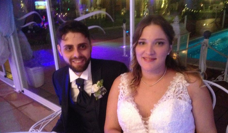 Il matrimonio di Xhensil e Valeria a Pontedera, Pisa